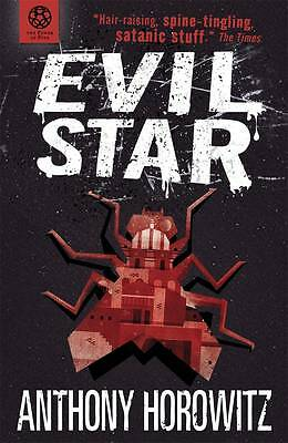 Evil Star by Anthony Horowitz-9781406338867-G046 The Power of Five