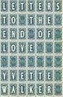 Letters to the End of Love by Yvette Walker (Paperback, 2013)