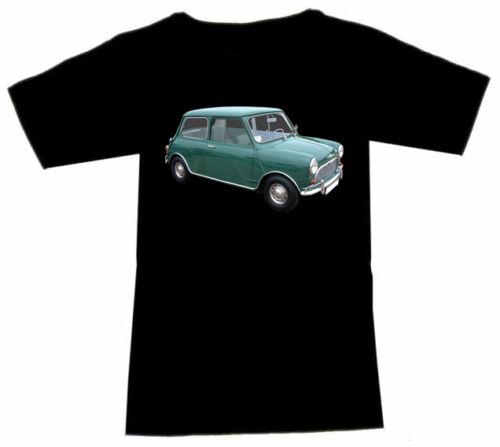 T-shirt avec Morris Automotive-Fruit of the loom s m l xl 2xl 3xl