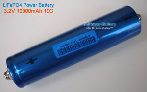 1PCS-LiFePo4-Power-Battery-Cells-38120S-3V-10AH-new-with-DIY-Screw-Ends
