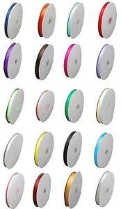 Grosgrain-Ribbon-20-x-10-Yrds-Lengths-1ea-colour-Wholesale-Bulk