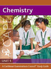 Chemistry CAPE Unit 1 A CXC Study Guide: Unit 1 by Roger Norris, Caribbean Examinations Council (Mixed media product, 2012)