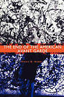 The End of the American Avant Garde: American Social Experience Series by Stuart D. Hobbs (Paperback, 2000)