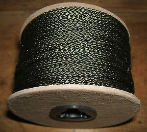 3-32-x-200-Diamond-Braid-Olive-Drab-Polyester-Dacron-Cord-Twine-String