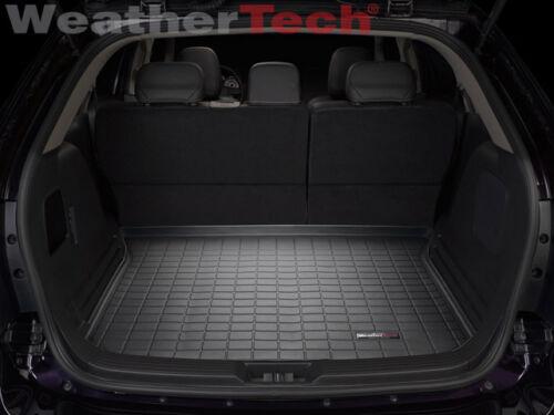 WeatherTech Cargo Liner Trunk Mat - Ford Edge - 2007-2014 - Black