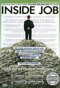 Inside Job (DVD, 2011) 6