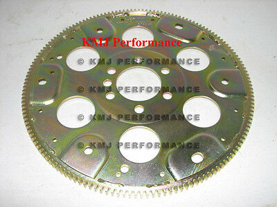 SBC BBC Chevy SFI Premium 350 454 Flexplate 168 Tooth 2PS RMS Neutral Balance