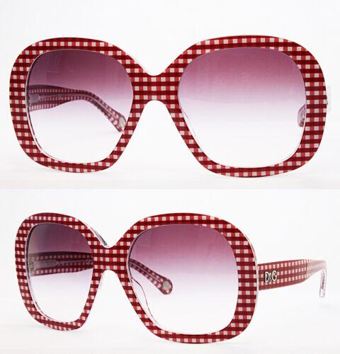 D&G Dolce&Gabbana Sonnenbrille / Sunglasses D&G 3064 1881/8H 58[]19 135 /134 (5)