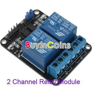 5V-2-Channel-Relay-Module-Shield-for-Arduino-ARM-PIC-AVR-DSP-Electronic-10A-SYUK