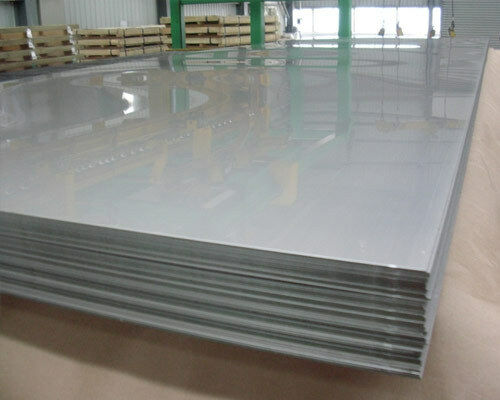 aluminium wall cladding sheet ( 2.5 m x 1.25 m x 0.9 mm)