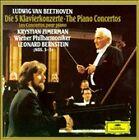 Beethoven: The Piano Concertos (CD, Sep-1992, 3 Discs, Deutsche Grammophon)