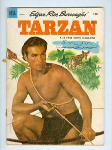 Tarzan-42-March-1953-FR-G-Photo-cover