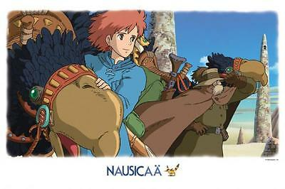 Ensky Jigsaw Puzzle 1000-246 Nausicaa Valley of Wind Ghibli (1000 Pieces)
