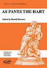 G.F. Handel: As Pants the Hart (Vocal Score) by Novello & Co Ltd (Paperback, 2000)