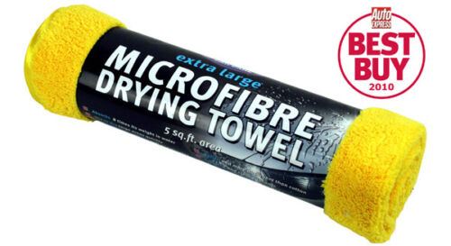 Super Absorbent Car & Home Extra Large Microfibre Drying Towel Cloth - Q6100