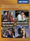 Silver Screen Icons: James Stewart (DVD, 2012, 4-Disc Set)