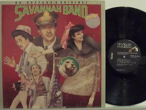 SAVANNAH BAND disco LP 33 made in USA 1978 stampa AMERICANA Dr:Buzzard's Orig. - Italia - SAVANNAH BAND disco LP 33 made in USA 1978 stampa AMERICANA Dr:Buzzard's Orig. - Italia
