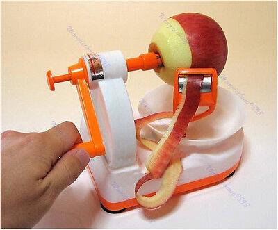 Potato Apple Pear Fruit Peeler Corer Slicer Cutter Dicing Kitchen Machine Tool