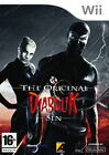 Diabolik: The Original Sin (Nintendo Wii, 2009, DVD-Box)