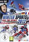 Winter Sports 2012 - Feel The Spirit (PC, 2011, DVD-Box)