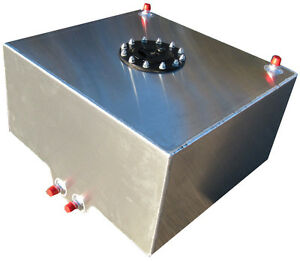 New Rci 15 Gallon Street Strip Aluminum Fuel Cell W