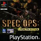 Spec Ops: Stealth Patrol - Jeu PS1