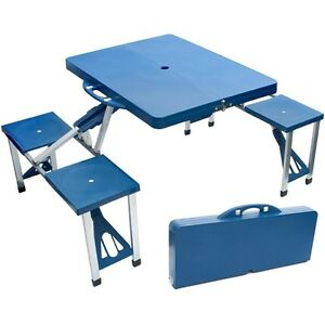 Portable-Indoor-Outdoor-Folding-Picnic-Table-w-4-Seats-Case