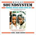 Reggae Soundsystem: Original Reggae Album Cover Art, a Visual History of Jamaican Music from Mento to Dancehall by Stuart Baker, Steve Barrow (Hardback, 2012)