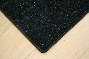 Black Glitter Rug 2 3 Ft X 4 4 Ft Sparkly Rug Black