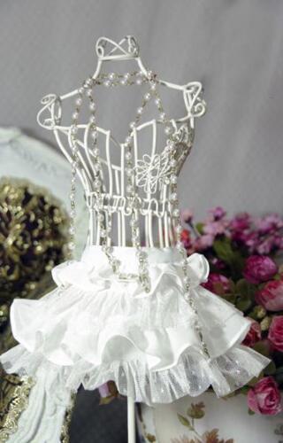 06# Lace White Skirt 1//3 SD DZ AOD DOD BJD Dollfie PF