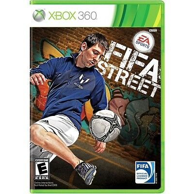 FIFA Street, Xbox 360 game, complete, TESTED, GUARANTEED
