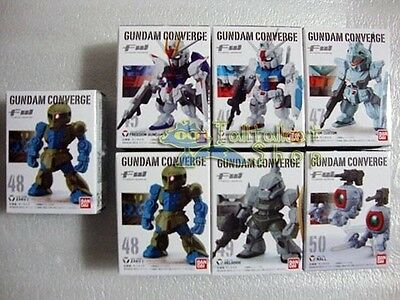 Bandai FW Gundam Converge 8 Complete Set (Set of 7) PART 8 Candy