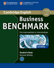 Business Benchmark Pre-intermediate to Intermediate BULATS Student's Book by Norman Whitby (Paperback, 2013)