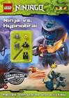 LEGO Ninjago: Ninja vs Hypnobrai Activity Book with Minifigure by Penguin Books Ltd (Paperback, 2012)
