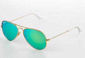 RAY-BAN-RB-3025-112-19-Gr-55-AVIATOR-034-LIMITED-EDITION-034-SONNENBRILLE-NEU