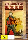 The Last Sunset (DVD, 2012)