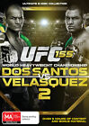 UFC #155 - Dos Santos Vs Velasquez II (DVD, 2013, 2-Disc Set)