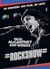 Paul McCartney And Wings - Rockshow (DVD, 2013)