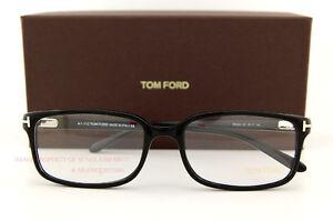 Brand-New-Tom-Ford-Eyeglasses-Frames-5209-Color-001-BLACK-Men-Women-Unisex