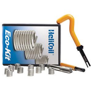 Coffret-Kit-Reparation-Filetage-1-4-20-UNC-Helicoil-Fabrique-en-Angleterre