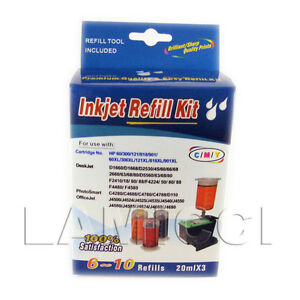 Bulk-3-Color-Ink-Refill-Kit-for-HP-901-60XL-300XL-121XL