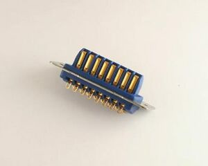 26 Series 16 Pin Contact Rack And Panel Blue Ribbon