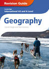 Cambridge International AS and A Level Geography Revision Guide by Garrett Nagle, Paul Guinness (Paperback, 2013)