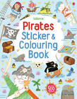 Pirates Sticker and Colouring Book by Sam Taplin (Paperback, 2013)
