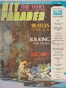 NOV-1970-HIT-PARADER-music-magazine-ARCHIES-B-B-KING-BEATLES-THE-WHO