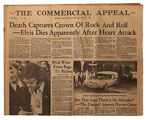 Elvis Presley Death Me...