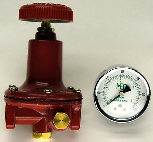 Adjustable Natural Gas Regulator