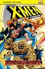 X-Men: The Hidden Years: Destroy All Mutants by Byrne John (Paperback, 2012)