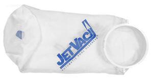 Pentair Letro Jet Vac Fine Mesh Debris Silt Bag Pool