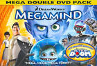 Megamind/Megamind: The Button of Doom (DVD, 2011, 2-Disc Set)